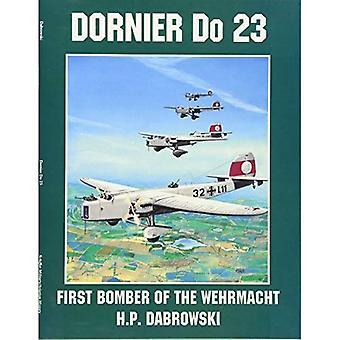 Dornier Do 23 (Schiffer Military/Aviation History)