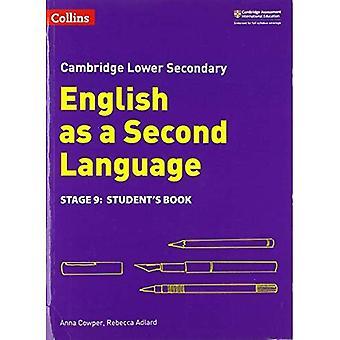 Alentaa toissijainen Englanti kuin toinen kieli opiskelija kirja: Vaihe 9 (Collins Cambridge alemman keskiasteen Englanti toisena kielenä) (Collins Cambridge alempi keskiasteen Englanti toisena kielenä)