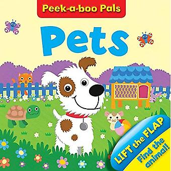 Pet Peekaboo Who? [Board book]