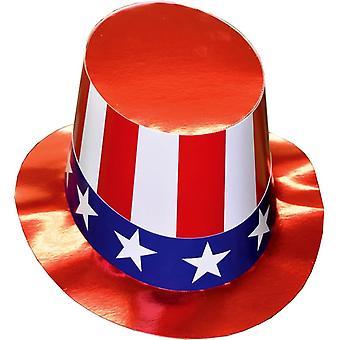 Uncle Sam Hat Cardboard For All