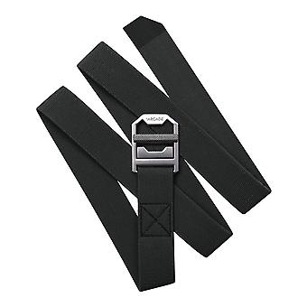 Arcade Guide Slim Webbing Belt in Black