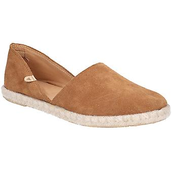 Hush Puppies Womens Rosie Espadrille Slip On Casual Shoes