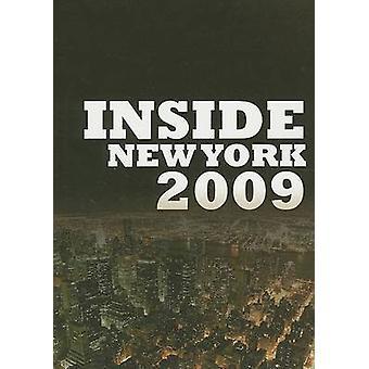 Inside New York - 2009 by Joseph Meyers - 9781892768414 Book