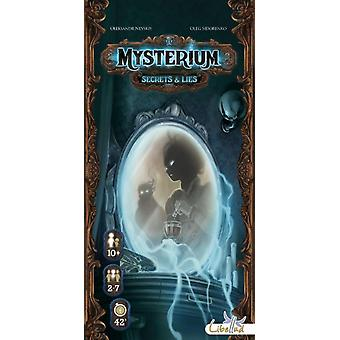 Mysterium Secrets and Lies Expansion Game