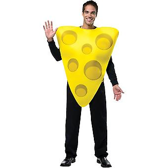 Cheese Adult Costume