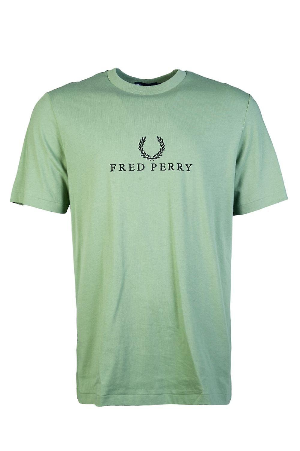 Fred Perry Round Neck T Shirt M4520
