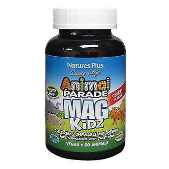 Nature es Plus Animal Parade Mag Kidz Chewable Tabs 90 (29942)