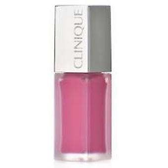 Clinique pop vloeibare matte lip kleur & primer 6ml-Petal pop