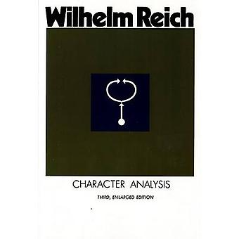 Character Analysis by Wilhelm Reich - 9780374509804 Book