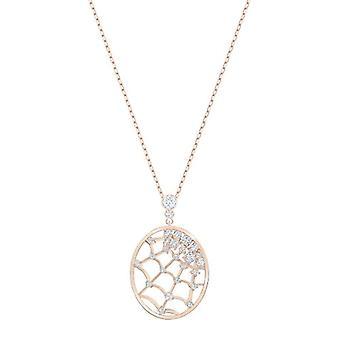 Swarovski Woman Plated_Gold Pendant necklace 5488405