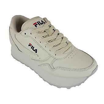 Chaussures de rangée casual Row Orbit Zeppa L Wmn Antique White 0000156513-0