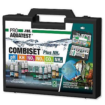 Jbl ProAquaTest CombiSet Plus NH4 Water Test Kit