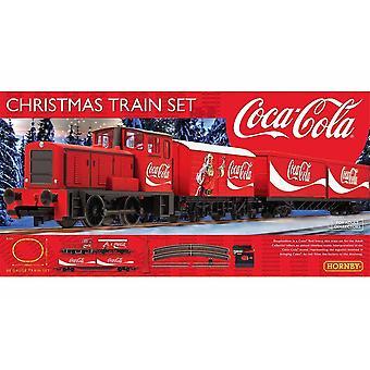 Hornby R1233 Coca-Cola jultåg set