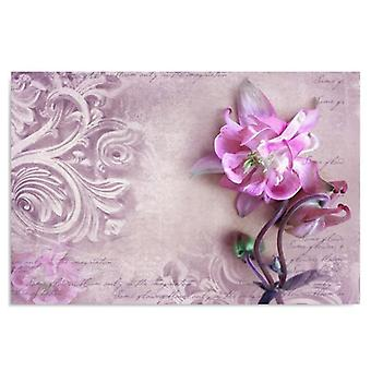 Deco Panel, Flower and vegetable theme