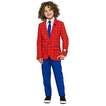 Spiderman original suit kids kids suit Opposuit Slimline Premium 3 pieces