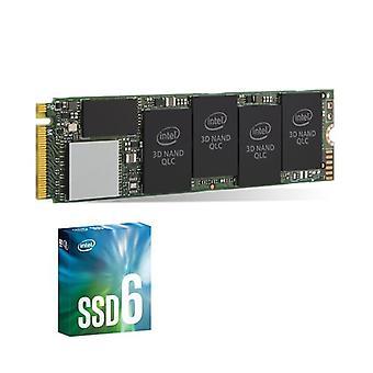 Intel 660P Series M2 80Mm 512Gb Ssd 3D2 Qlc Pcie Nvme