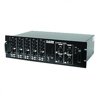 Clever Acoustics Ma4040 160w 4 Zone Mixer Amplifier
