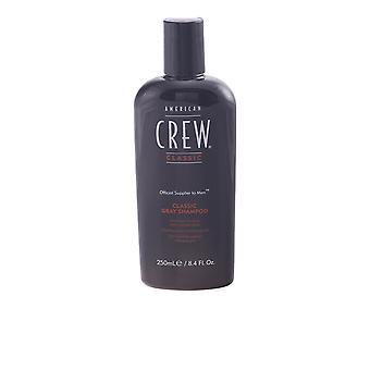 American Crew Classic grå Shampoo 250 Ml til mænd