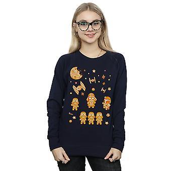 Star Wars Women's Gingerbread Empire Sweatshirt