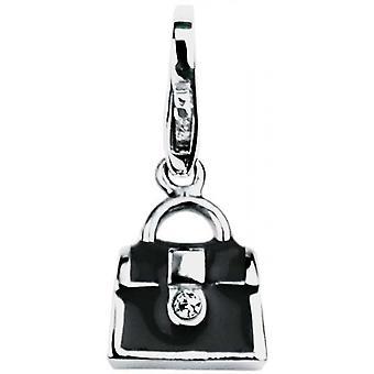 Charm Pierre Lannier JC99A079 - Charm bag black