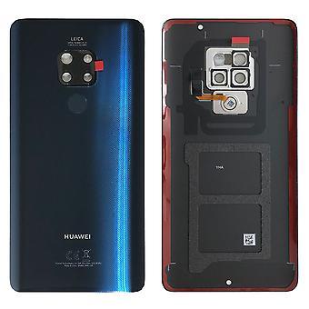 Huawei batterideksel batterideksel blå for Mate 20 02352FRD reparasjon