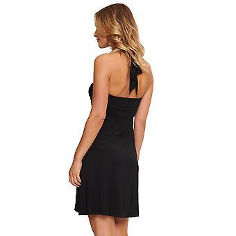 LingaDore 5106P-1-02 γυναίκες ' s Jaimi μαύρη παραλία φόρεμα