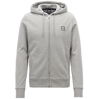 Boss Orange Boss Znacks Hoody Sweatshirt Grey 051 50389216