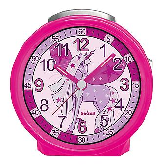 Scout Kids Alarm Alarm Friends UNICORN STAR Pink Girl 280001023