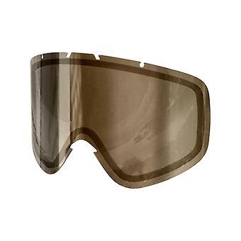 POC Retina Big spare lens NXT Brown/Silver Mirror