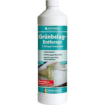 HOTREGA® grønn gulvfjerner, 1 liter flaske