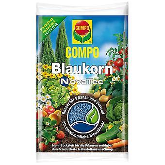 COMPO Garden fertilizer Bluegrain® NovaTec®, 7.5 kg