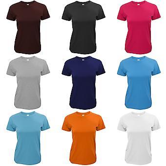 B&C Exact 190 Ladies Tee / Ladies Short Sleeve T-Shirts