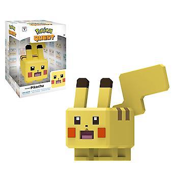 Pokémon Pikachu Quest Vinyl Figure S1 10cm