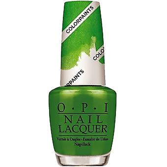 OPI Color Paints - Landscape Artist