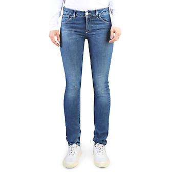 Armani Jeans Original Women All Year Jeans Blue Color - 58350