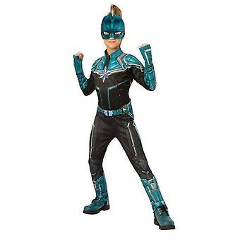 Kapitän Marvel Kree Kostüm Anzug