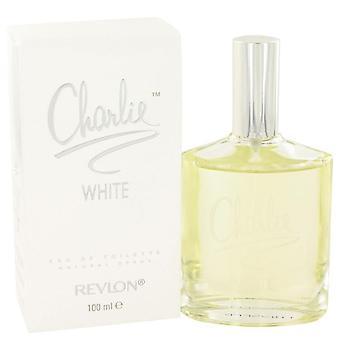 Charlie White Eau De Toilette Spray door Revlon 3.4 oz Eau De Toilette Spray