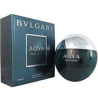 Bvlgari aqva miehille 5.0 oz eau de toilette spray