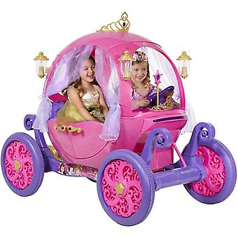 Disney Princess 24V Carriage Ride-On