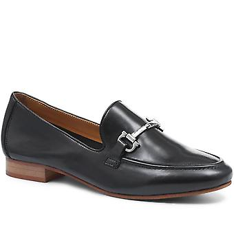 Regarde Le Ciel Leather Snaffle Loafer