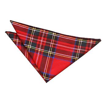 Piazza rossa Royal Stewart Tartan Pocket