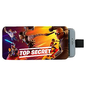 Fortnite Top Secret Pull-up Mobile Laukku