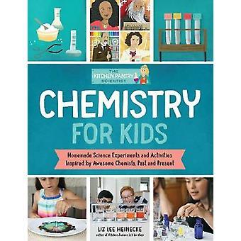 The Kitchen Pantry Scientist - Chemie voor kinderen - Homemade Science Ex