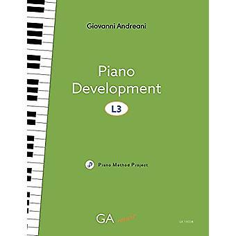 Piano Development L3 by Giovanni Andreani - 9788894112283 Book