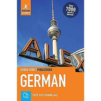 Rough Guides Phrasebook German (Bilingual dictionary) by Rough Guides