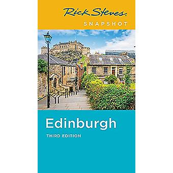 Rick Steves Snapshot Edinburgh (Third Edition) by Rick Steves - 97816