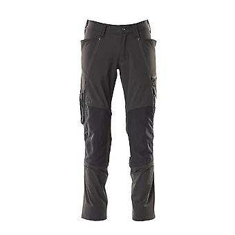 Mascot stretch work trousers kneepad-pockets 18479-311 - accelerate, mens -  (colours 1 of 2)