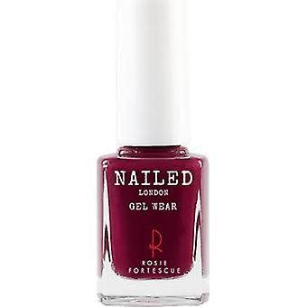 Nailed London Gel Wear Nail Polish 10ml - Berry Sexy