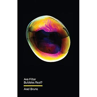 Are Filter Bubbles Real? by Axel Bruns - 9781509536443 Book