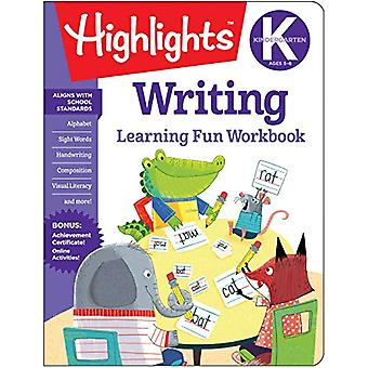 Writing - Highlights Hidden Pictures by Highlights - 9781684372843 Book